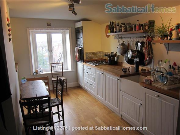 Beautiful appartment in Central Brighton, near station Home Rental in Brighton 4 - thumbnail