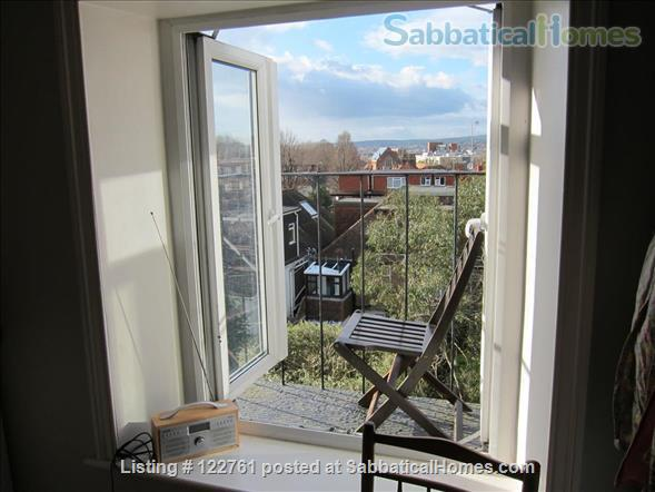 Beautiful appartment in Central Brighton, near station Home Rental in Brighton, England, United Kingdom 5