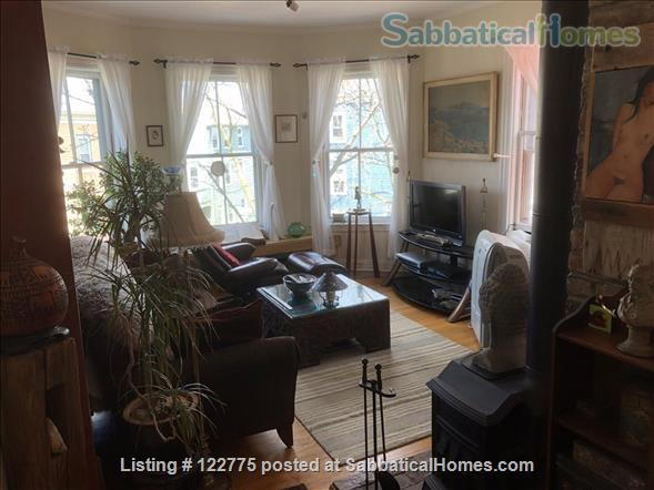 Open,sunny 3 bedroom condo, 12 minute walk to Harvard Square. Home Rental in Cambridge, Massachusetts, United States 1