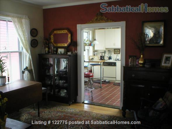Open,sunny 3 bedroom condo, 12 minute walk to Harvard Square. Home Rental in Cambridge 4 - thumbnail