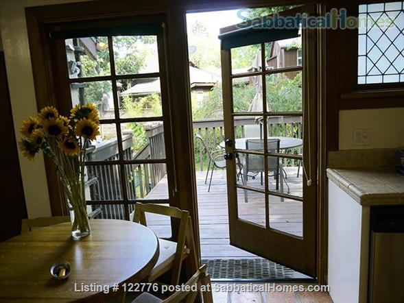 Life in the Bamboo Garden Home Rental in Berkeley, California, United States 0