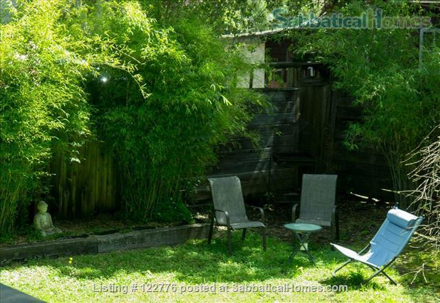 Life in the Bamboo Garden Home Rental in Berkeley, California, United States 2