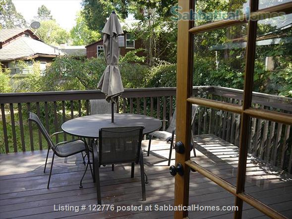 Life in the Bamboo Garden Home Rental in Berkeley, California, United States 3