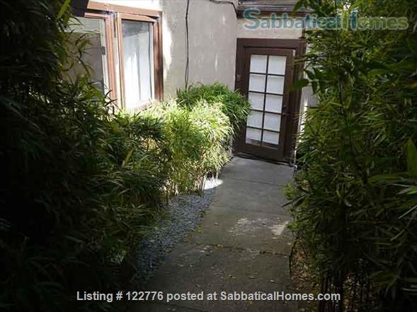 Life in the Bamboo Garden Home Rental in Berkeley, California, United States 4