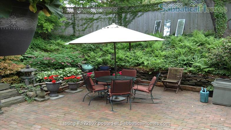Furnished apartment with full kitchen   (m605-2) Home Rental in Brookline, Massachusetts, United States 4