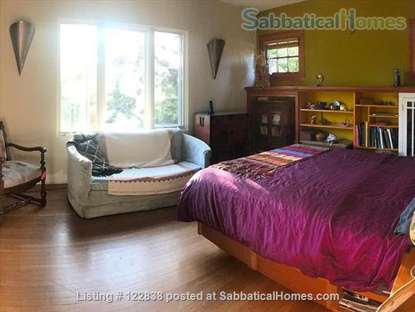 Mediterranean Home in Central Berkeley Furnished Home Rental in Berkeley 2
