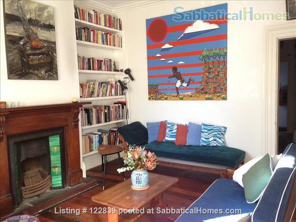Light-filled 1880s Redfern terrace house Home Rental in Redfern 2 - thumbnail
