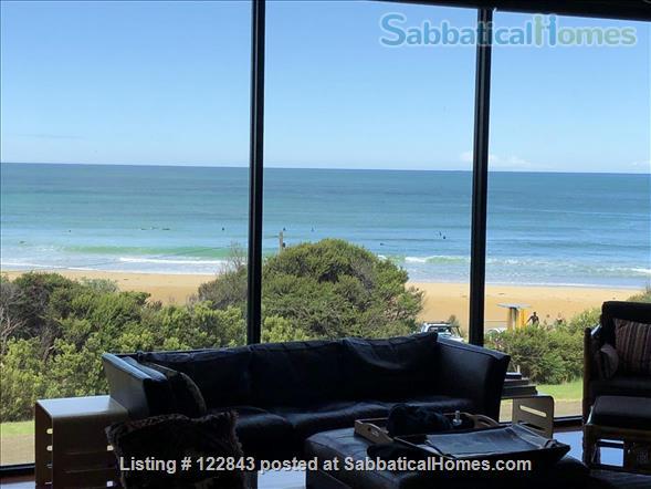 Beach Front Skenes Creek - Architect designed 3 bed house Home Rental in Skenes Creek, Victoria, Australia 1