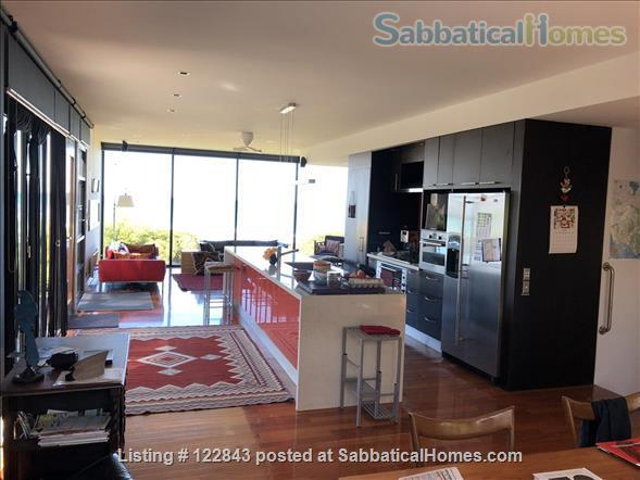 Beach Front Skenes Creek - Architect designed 3 bed house Home Rental in Skenes Creek, Victoria, Australia 0