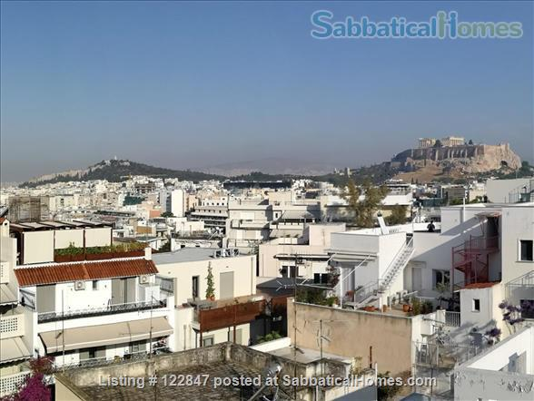 Central Athens - a peaceful haven 15 min walk from the buzz of Syntagma Home Rental in Athina, , Greece 9