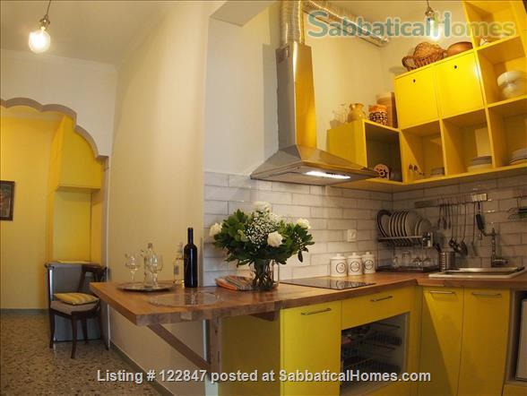 Central Athens - a peaceful haven 15 min walk from the buzz of Syntagma Home Rental in Athina, , Greece 1