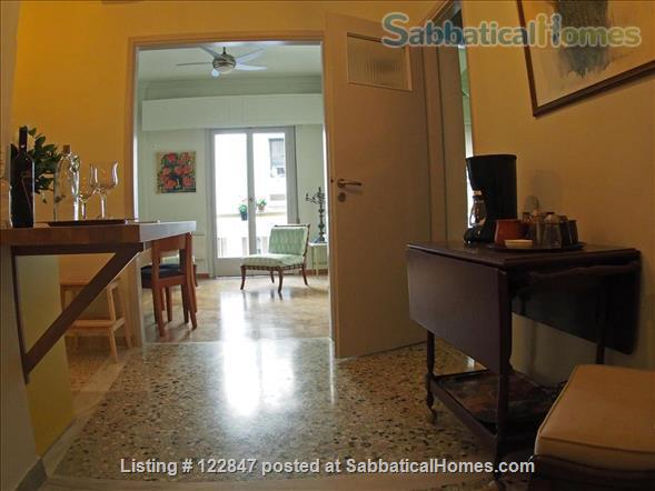 Central Athens - a peaceful haven 15 min walk from the buzz of Syntagma Home Rental in Athina, , Greece 0