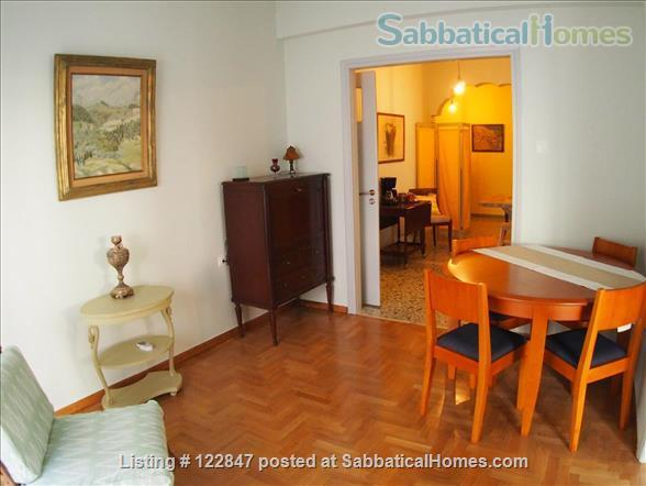 Central Athens - a peaceful haven 15 min walk from the buzz of Syntagma Home Rental in Athina, , Greece 3