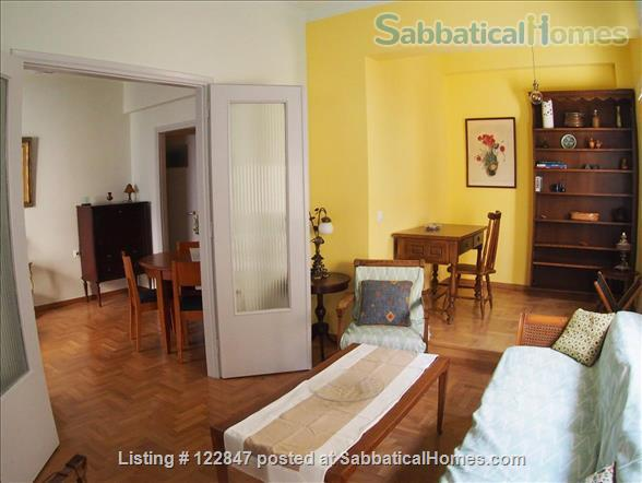 Central Athens - a peaceful haven 15 min walk from the buzz of Syntagma Home Rental in Athina, , Greece 4