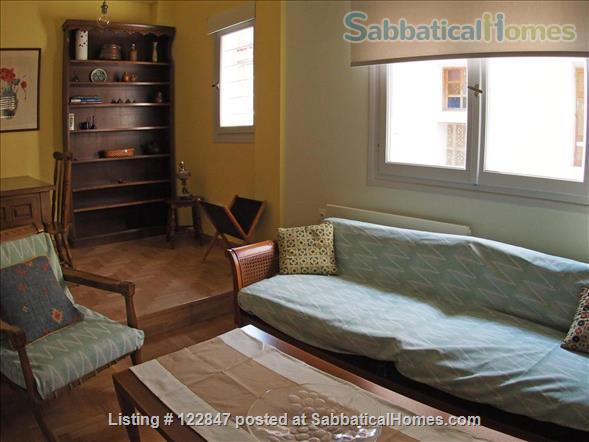 Central Athens - a peaceful haven 15 min walk from the buzz of Syntagma Home Rental in Athina, , Greece 5