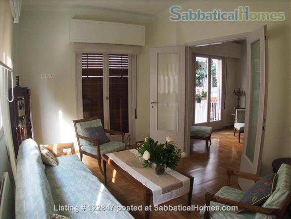 Central Athens - a peaceful haven 15 min walk from the buzz of Syntagma Home Rental in Athina, , Greece 6