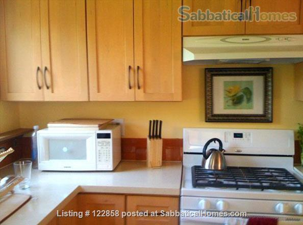 U123 Convenient, Lovely 3Bed 1Ba Flat near Ashby BART Home Rental in Berkeley, California, United States 0
