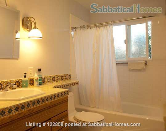 U123 Convenient, Lovely 3Bed 1Ba Flat near Ashby BART Home Rental in Berkeley, California, United States 4