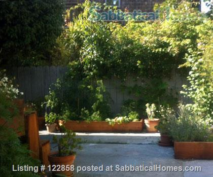 U123 Convenient, Lovely 3Bed 1Ba Flat near Ashby BART Home Rental in Berkeley, California, United States 7