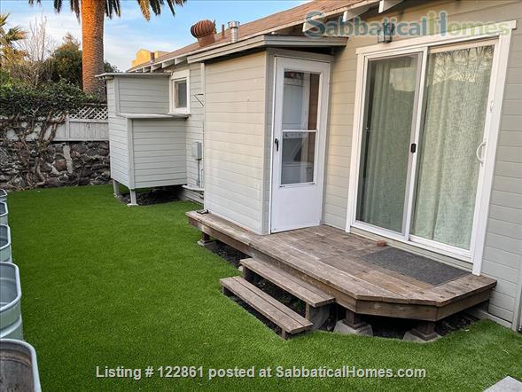 Charming Berkeley Cottage Home Rental in Berkeley, California, United States 9