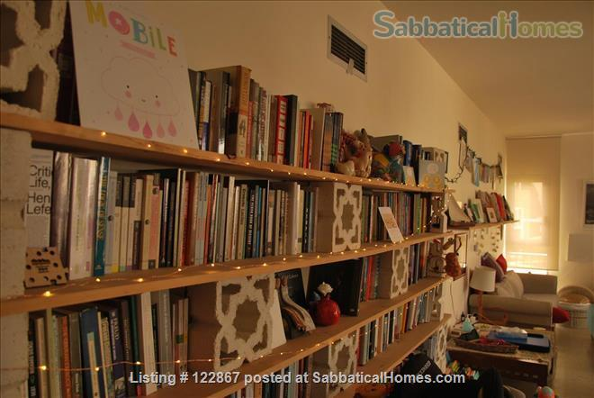 Sunny, Spacious Seaview Flat on Campus Home Rental in Beirut, Mount Lebanon Governorate, Lebanon 4