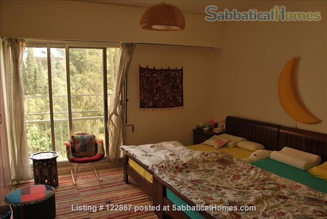 Sunny, Spacious Seaview Flat on Campus Home Rental in Beirut, Mount Lebanon Governorate, Lebanon 5