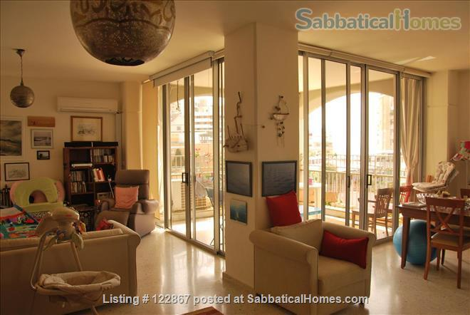 Sunny, Spacious Seaview Flat on Campus Home Rental in Beirut, Mount Lebanon Governorate, Lebanon 6