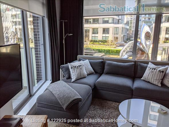 2 bdrm 2 bath in Olympic Village near Seawall Home Rental in Vancouver, British Columbia, Canada 1