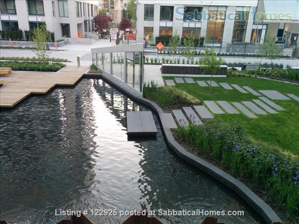 2 bdrm 2 bath in Olympic Village near Seawall Home Rental in Vancouver, British Columbia, Canada 0