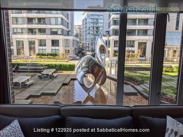 2 bdrm 2 bath in Olympic Village near Seawall Home Rental in Vancouver, British Columbia, Canada 8
