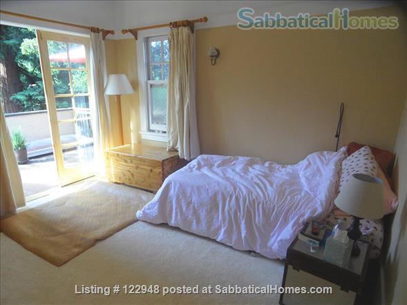 Visiting Female Scholar for North Berkeley Craftsman Room Private Bath Home Rental in Berkeley, California, United States 3