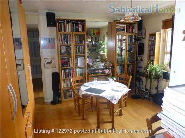 London apartment opposite the British Library Home Rental in London, England, United Kingdom 6