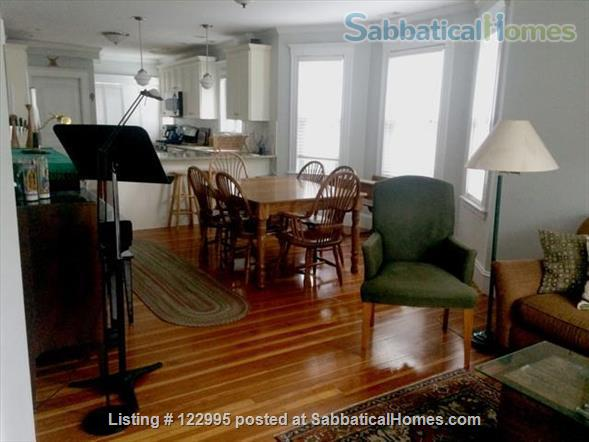 Peaceful, Convenient, Comfortable Condo in  Cambridge Home Rental in Cambridge, Massachusetts, United States 0