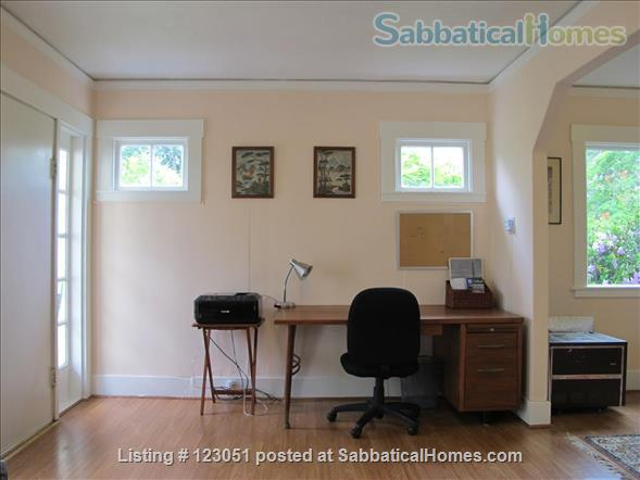 Charming Cottage in Oakland Home Rental in Oakland, California, United States 2