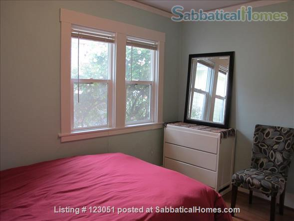 Charming Cottage in Oakland Home Rental in Oakland, California, United States 5