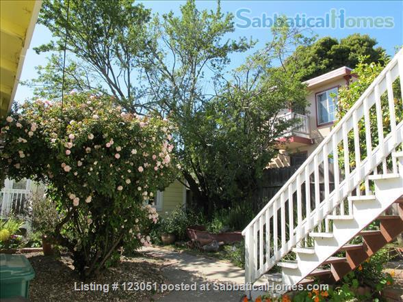 Charming Cottage in Oakland Home Rental in Oakland, California, United States 8
