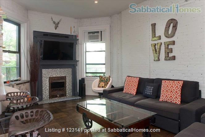 Clean and beautiful 2BR apt on the Upper West Side Home Rental in New York, New York, United States 1