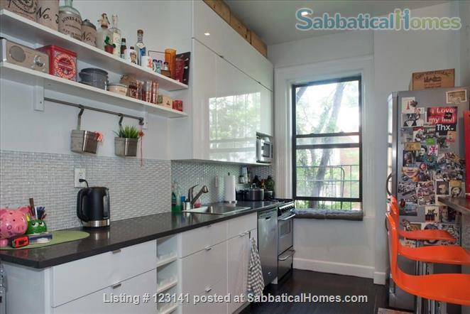 Clean and beautiful 2BR apt on the Upper West Side Home Rental in New York, New York, United States 0