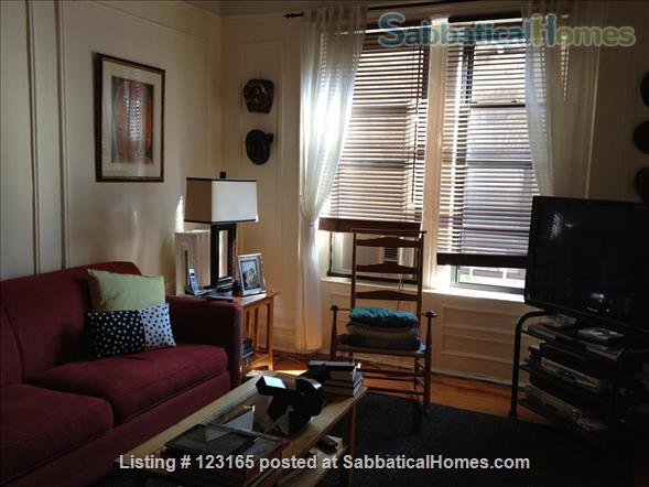 Upper West Side Apt for January, February... Home Rental in New York, New York, United States 2