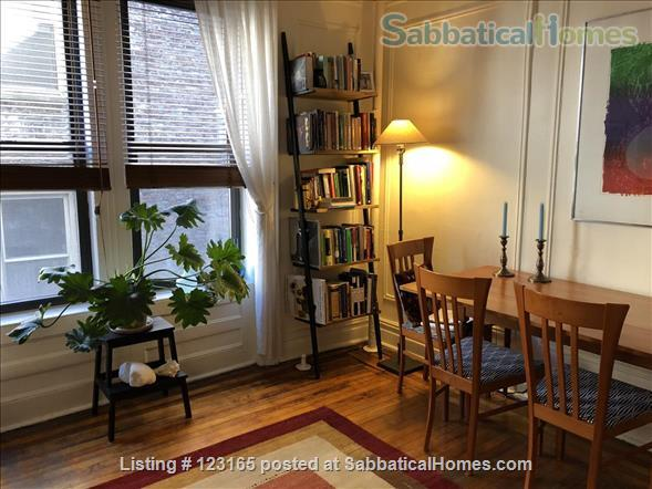 Upper West Side Apt for January, February... Home Rental in New York, New York, United States 3