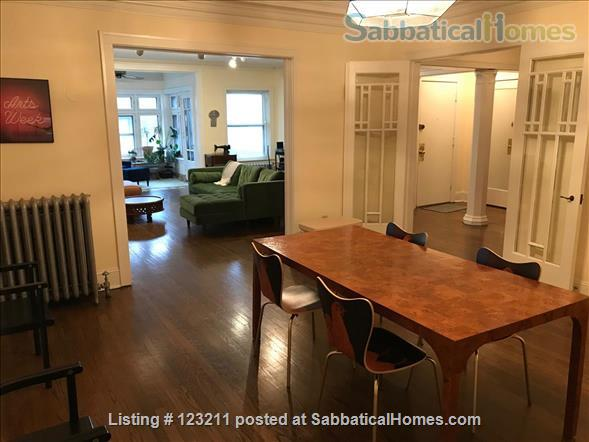 Gorgeous Lincoln Park Apartment. Walk to Lakefront, Shopping,Restaurants. All Wood Floors Home Rental in Chicago, Illinois, United States 0