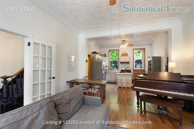 Furnished Brownstone in the Heart of Park Slope, Brooklyn Home Rental in Kings County, New York, United States 3