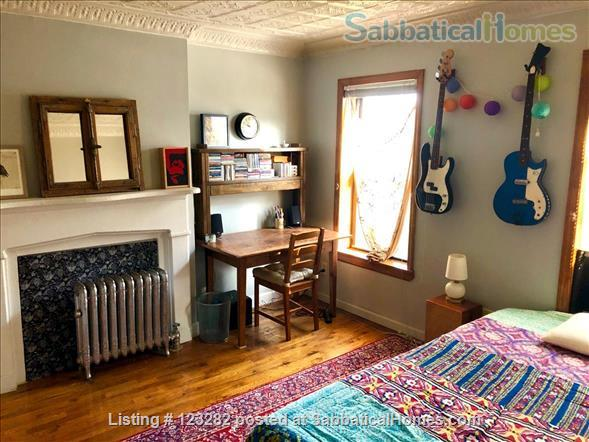 Furnished Brownstone in the Heart of Park Slope, Brooklyn Home Rental in Kings County, New York, United States 0