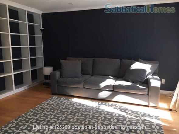 3 bedroom, 3 bath home in Cambridge, with parking and garden Home Rental in Cambridge, Massachusetts, United States 2