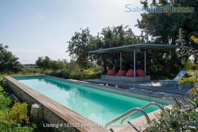 Villa Vendicari Home Exchange in Noto, Sicilia, Italy 7