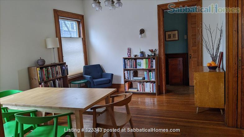 Lovely Victorian in Elmwood Village Home Rental in Buffalo, New York, United States 4