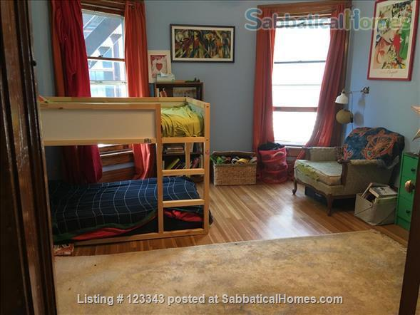 Lovely Victorian in Elmwood Village Home Rental in Buffalo, New York, United States 8