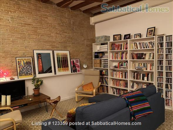 Barcelona centre: 1-bed apartment in Raval Home Rental in Barcelona, CT, Spain 1