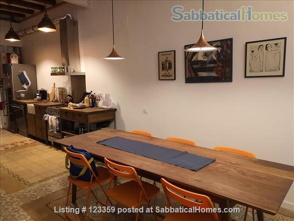 Barcelona centre: 1-bed apartment in Raval Home Rental in Barcelona, CT, Spain 2