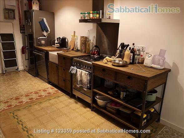 Barcelona centre: 1-bed apartment in Raval Home Rental in Barcelona, CT, Spain 3